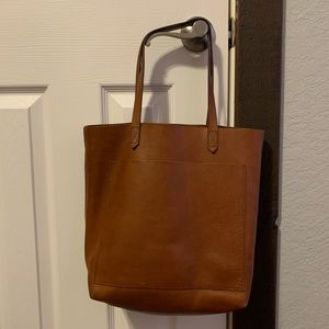 Madewell Leather Tote